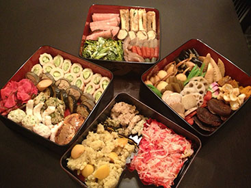 OSECHI Cooking